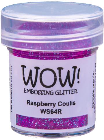 WS64R Raspberry Coulis